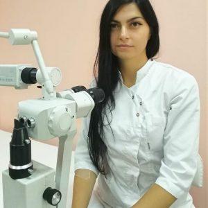 Окулист (офтальмолог), медцентр